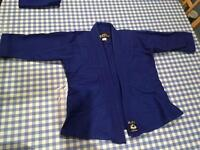 Judo suit - child - blue - cotton - Blitz