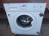 IKEA 6KG INEGRATED WASHING MACHINE IN GOOD CLEAN WORKING ORDER FULLY REURBISHED 3 MONTH WARRANTY