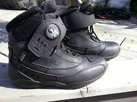 Ladies Merlin Motorcycle Boots size 4