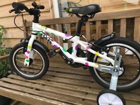 Kids frog bike