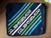 Messenger Bag - Quicksilver