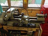Murad Antarctica Metal working Lathe