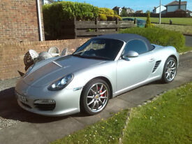 Porsche Boxster S, 3.4L, 987, tiptronic, convertible with many admiring glances - PRICE REDUCTION