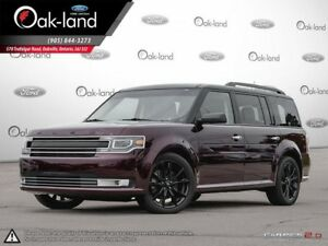 2018 Ford Flex Limited Limited Ecoboost Dvd Fin@1.49 Upto 60 Mth