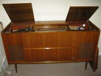 Vintage Grundig Radiogram