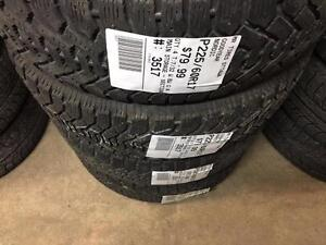 225/60/17 Goodyear Nordic *Winter Tires*