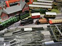 Hornby OO track