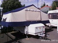 Selling a Conway Challenger Trailer Tent - 4 berth