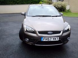 Ford Focus Convertible CC3