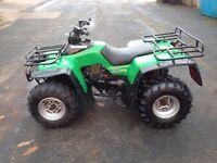Kawasaki KLF 300 Quad Farm Quad