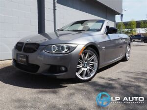 2011 BMW 335is Cabriolet! Only 16000kms! Easy Approvals!
