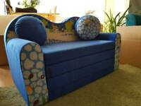 Child's sofa bed