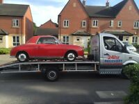 24/7 VEHICLE RECOVERY BREAKDOWN SERVICE ALL OVER THE UK/OUTSIDE THE UK