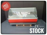 200cm Serve Over Counter Meat Display Fridge Butcher N3920 £2067+VAT OFELIA