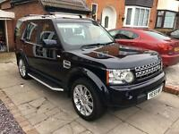 Landrover Discovery 4 HSE TDV6
