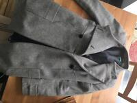 Benetton Coat (Size: S)