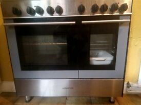 KENWOOD Electric & Gas Cooker - £300