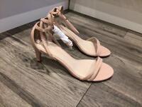 Brand New Blush Sandals from NEXT