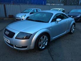 Stunning Audi TT 1.8T 180 Quattro **Only 85000+10 Stamp History+Timing Belt Changed**