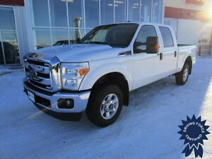 "2015 Ford F-350SD XLT Crew Cab 4X4 Short Box 6' 6"" - 35,119 KMs"