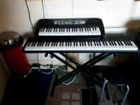 Electric Digital Piano and electric keyboard