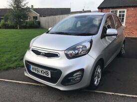 Kia Picanto 1.0 2 5dr Very Low Mileage