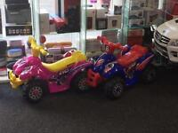 6v Brand New Quad Available In Blue Or Pink £25.00 each Or 2 For £40