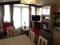 Weymouth Bay 4 Bedroom Caravan sleeps 10. Phone Dean on 07712293386