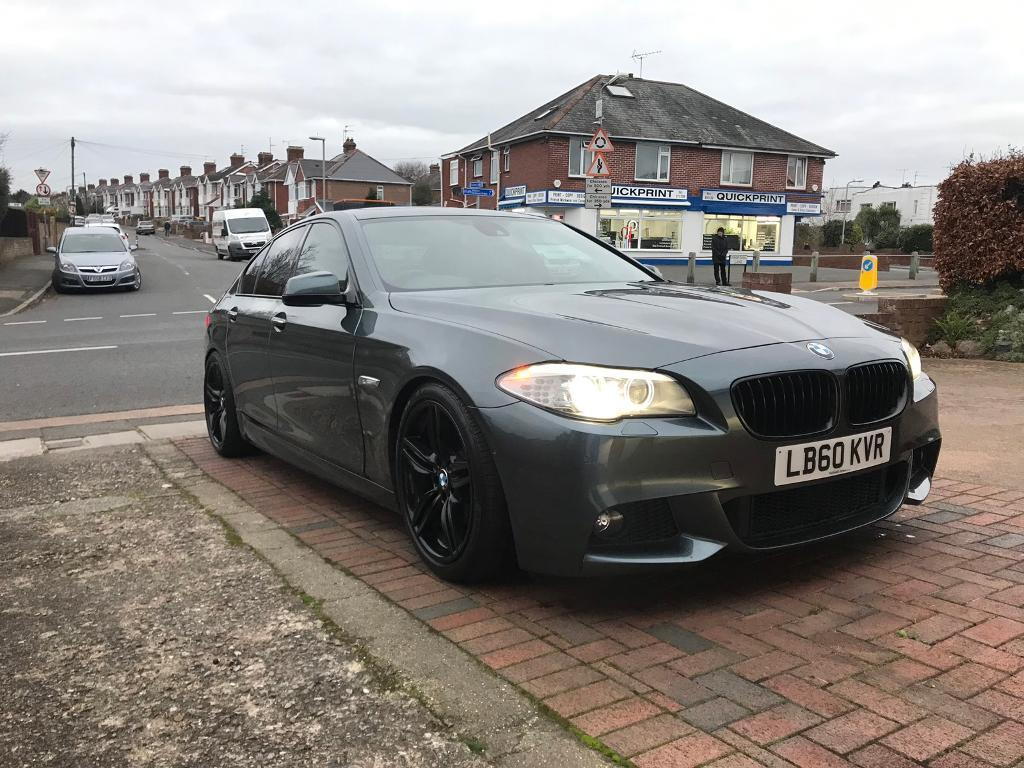 Bmw f10 535d SE (m sport conversion) | in Exeter, Devon | Gumtree