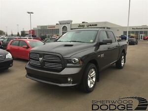 2016 Ram 1500 Sport. Bluetooth, backup camera.