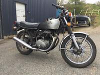 1974 Honda CB360 Motorbike cb350 motorcycle cg