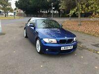 BMW 1 SERIES 2.0 120D M SPORT 2d 175 BHP
