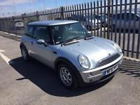 2001 Mini One 1,6 litre 3dr