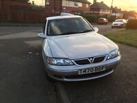 Vauxhall vectra 1.8 mot end off April drives great