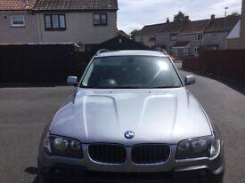 BMW X3 2ltr diesel in excellent condition 11 months MOT