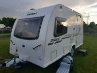 Bailey Orion 400/2 2012 - 2 berth