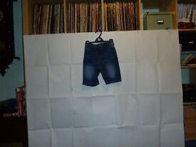 Kids Jeans Shorts x 2 (8 yrs)