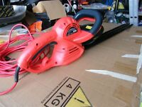 HEDGE TRIMMER, Excellent condition, Little used, BARGAIN