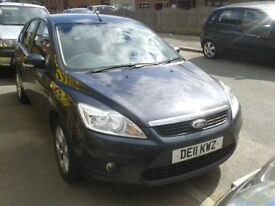 ford focus sport tdci high spec sat/nav heated windscreen 65mpg, £30 road tax