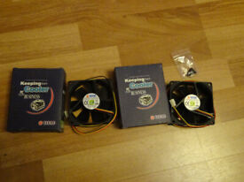 new titan computer fans DC 12v 0.11A fan's (£5 each)