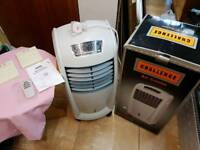 Air cooler new with remote control in box