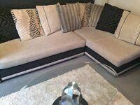 Monaco dfs corner sofa