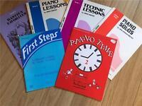 Beginners Piano Books