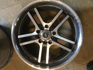 "17"" aftermarket rims for sale 5x100-5x114.3"