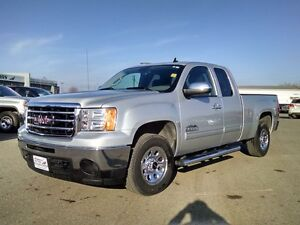 2013 GMC Sierra 1500 Ext Cab SL Nevada Edition 4WD 4.8L