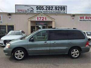2007 Ford Freestar Limited, Leather, Sunroof, WE APPROVE ALL CRE