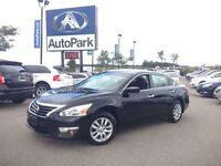 2015 Nissan Altima 2.5 S/ BLUETOOTH/ REAR VIEW CAM/ REMOTE START