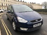 2009 Ford Galaxy 1.8 TDCI Edge, 7 Seater , 1 Owner from new , Long MOT
