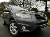 2010 Hyundai Santa Fe Premium 2.2 Crdi Automatic 4x4 7 Seater 194bhp, Heated Leather! Top Spec! FHSH