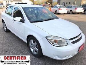 2010 Chevrolet Cobalt LT 1SA ** CRUISE, AUX. IN, KEYLESS **